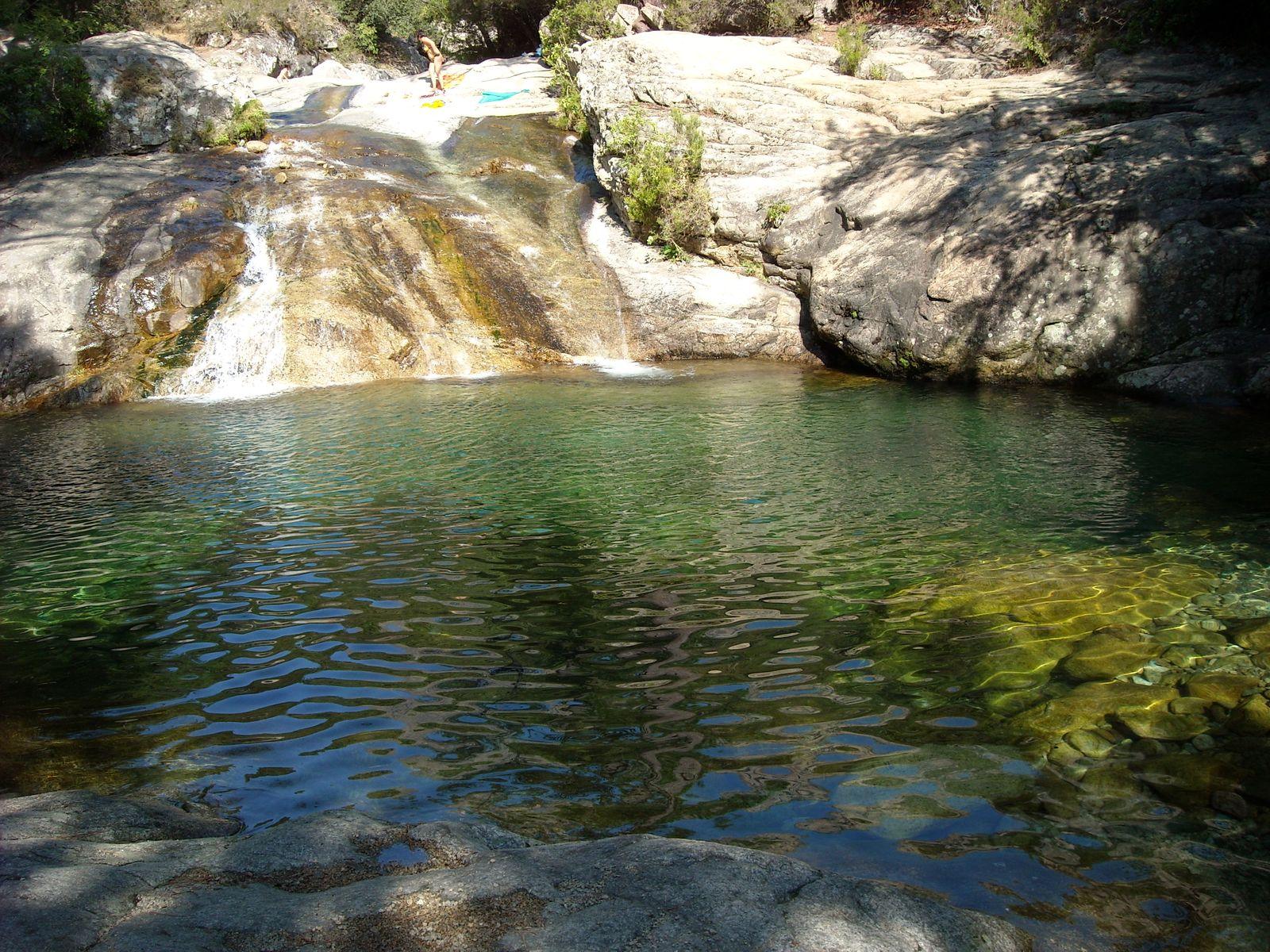 2009 corse blog d 39 un old school geek for Col de bavella piscine naturelle